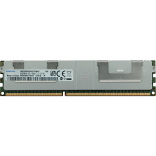 Samsung 64GB PC3-12800L 8RX4 DDR3-1600MHZ 240Pin Server LRDIMM Memory Ram @4