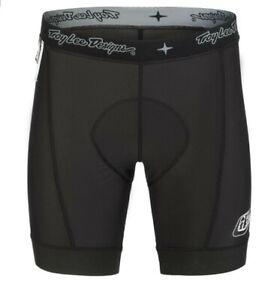 New Troy Lee Designs Men's MTB Pro  Cycling Short Liner Black Size 30