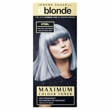 Jerome Russell BBlonde Maximum Colour Toner Steel