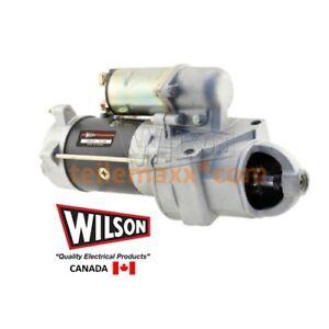Anlasser Wilson für Chevrolet GMC 6.2 6.5 V8 Diesel 28MT US970 10465296 1113269
