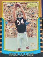 BRIAN URLACHER CHICAGO BEARS HOF 2000 BOWMAN ROOKIE CARD