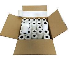 (100 Rolls) 2 1/4 x 85' First Data FD130 FD50 FD55 FD100Ti Thermal Paper