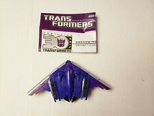 Dreadwing Decepticon Transformers Generations w