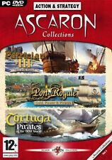 Pirates: Ascaron Collections PC/Windows/2006/Port/Royale/Tortuga/Patrician/3