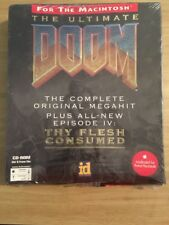 Ultimate Doom PC Big Box Brand New Sealed