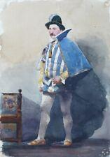 Kostüm Studie, Italien 1870 (3)