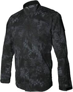 Vertx Gunfighter Kryptek Typhon Ripstop Long Sleeve - Medium