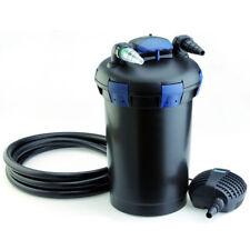 Oase Biopress Set 10000 Druckfilter mit Filterpumpe und UVC Klärer Nr. 50455