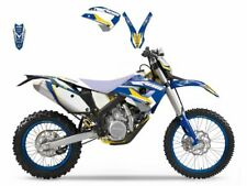 Sticker Kit Graphics Fits Husaberg FS570 2009 2010 2011 2012