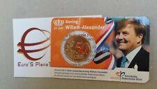 50 c euro 2017 Paesi Bassi pays bas Olanda Paesi Bassi Niederlande netherlands