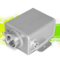 Universal Aluminum Radiator Coolant Expansion Overflow Tank Reservoir 1.25 QT