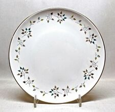 VINTAGE PRINCESS CHINA .. BY EMPCRAFT USA  .. RIVIERA .. 8 INCH SALAD PLATE