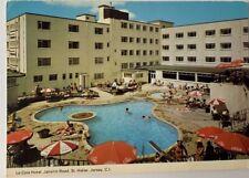 La Coie Hotel Jersey Postcard