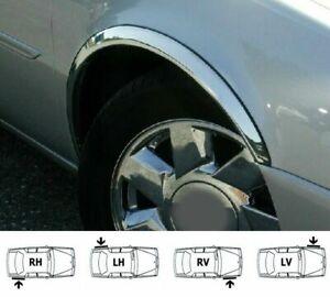 Radlauf Zierleisten Mazda 323F/S (BJ) Chrom Kotflügel Satz 4 Stück Bj.1998-2003