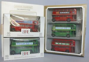 EFE Boxed 1/76 Scale London Transport & London Country Buses