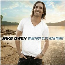 JAKE OWEN : BAREFOOT BLUE JEAN NIGHT (CD) sealed