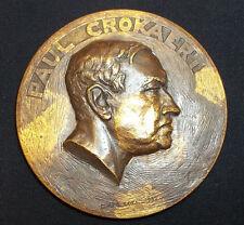BELGIUM 1932 PAUL CROKAERT COLONIES MINISTER BY DOLT LEDEL MASSIVE 18 LOW NUMBER