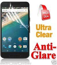 Ultra Clear / Anti-Glare Screen Protector Film Guard For LG Google Nexus 5X