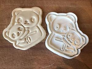 Panda Cookie Cutter