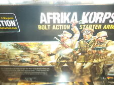Afrika Korps Starter Army German Army Bolt Action WWII Warlord Games New!