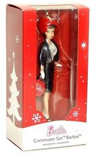 2014 American Greetings Commuter Set Barbie Heirloom Collection Ornament!
