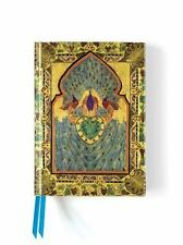 Peacock Manuscript (Foiled Journal): By Flame Tree Publishing Staff