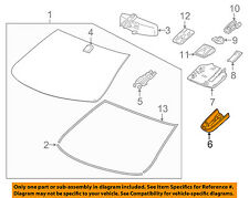 Chevrolet GM OEM 16-18 Malibu Windshield-Trim Cover 23420260