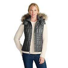"Eddie Bauer Womens Down Vest ""High Pass""- Size 3XL (NWT) Color - Cinder"