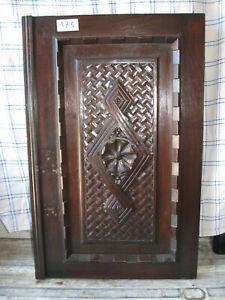 1 PORTE ANCIENNE EN BOIS--ANCIENT OLD DOOR--N°175