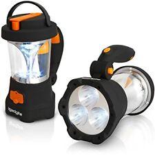 Lumin 4 In 1 Dynamo Rechargeable 3 Led Spotlight Torch   10 Led Lantern + 1 Year