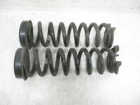 Spring Springs Rear Set Left Right BMW 3 (F30) 320D