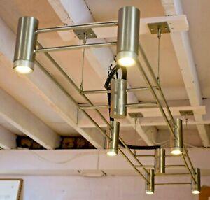 Lighting rig in Stainless Steel