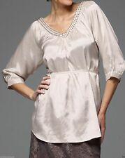 Semi Fitted Viscose Blouse Plus Size for Women