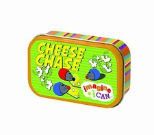Manhattan Toy Imagine I Can Cheese Chase Travel Game in Tin