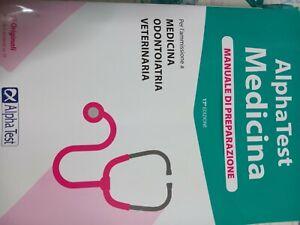 Alpha Test Medicina. Manuale Di Preparazione