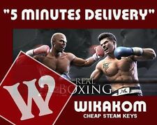 Real Boxingï¾™ Steam Key - for PC Windows Fast Delivery