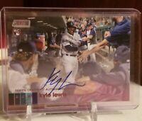 2020 Topps Stadium Club Kyle Lewis auto autograph rookie card Mariners