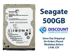 "500GB 2.5"" HDD Notebook / Laptop Hard Drive Internal SATA Seagate Brand"