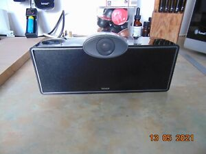 tannoy black centre speaker in good condition