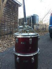 Tama drum set used