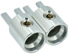 Jims Machineworx  1/0 to dual 8  gauge input adapters