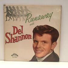Del Shannon Runaway LP Album 1961 Bigtop Records 12-1303 Mono VG+