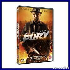 FURY - Samuel L Jackson & Tom Wilkinson *BRAND NEW DVD*