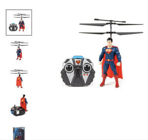 DC comics - Superman Helicopter Laser Battle 3.5CH Infrared Helicopter