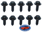 Ford Lincoln Mercury Body Fender Frame Factory Correct 14-14 Bolt Bolts 10pc T