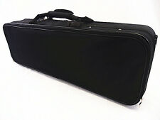 New 1/2 Enhanced Violin Case + Free Violin string set + Free Shipping