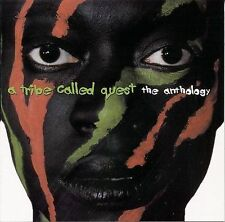 Anthology A Tribe Called Quest Audio CD