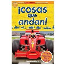 Scholastic Explora Tu Mundo Ser.: Cosas Que Andan! by Penelope Arlon (2014,...