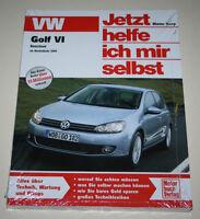 Reparaturanleitung VW Golf VI Benziner 1,4 / 1,6 / 1,8 / 2,0 TSI + SRE, ab 2009