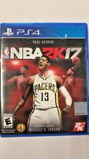 NBA 2K17 (PS4, 2016) FREE SHIPPING!!! PPS 1370-11